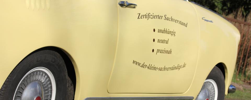 Kfz- Sachverständiger Eberwalde